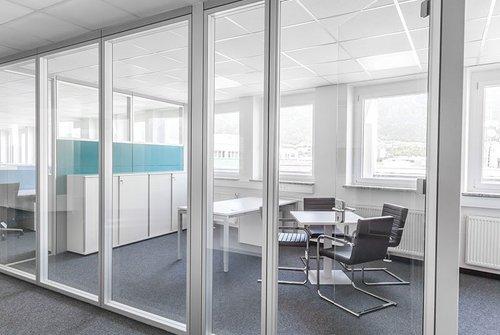 Flexible Büro-Flächen